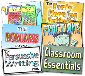 Our Teaching Packs