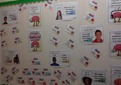 The Growth Mindset Pack (sent by Sandra)