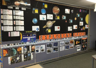 The Space and Display Letters Packs (sent by Marg Sangster)