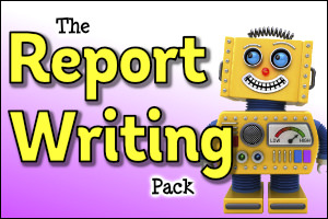 The Report Writing Pack