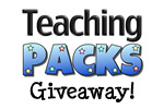 Enter our FREE Teaching Packs Giveaway!
