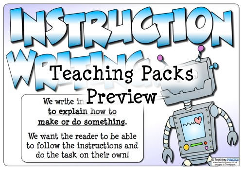 Two New Resource Packs Science Vocabulary And Instruction Writing