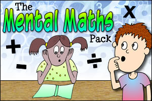 The Mental Maths Pack