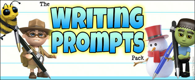 The Writing Prompts Pack