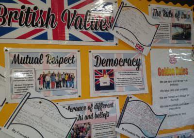 The British Values Mini Pack (sent by Graeme)