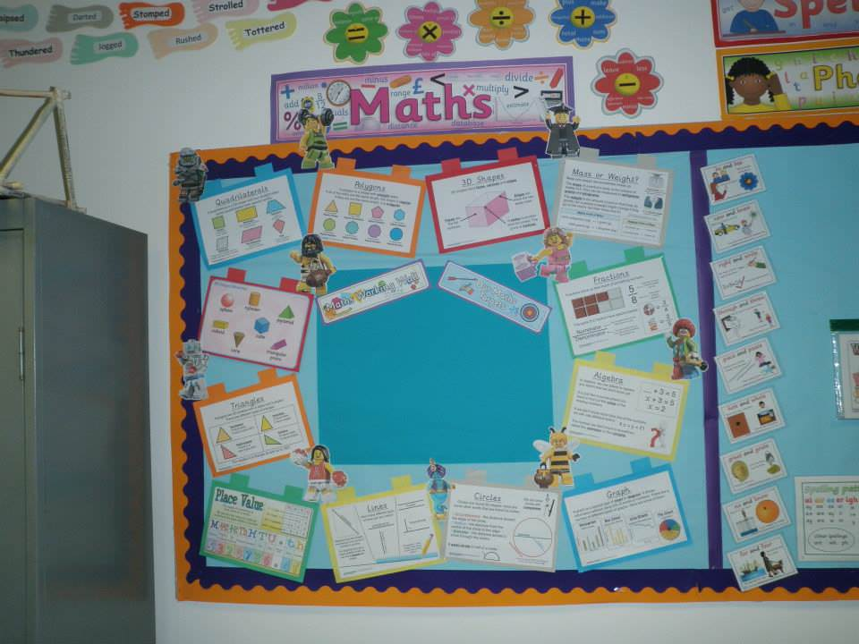 The Maths Vocabulary Pack (sent by Monica)