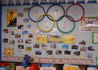 The Olympics Pack (sent by Rowena)