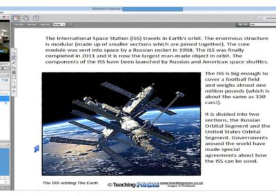 The Space Pack (sent by Michele)