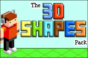 The 3D Shapes Pack