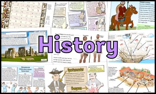 History Packs