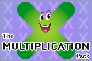 The Multiplication Pack