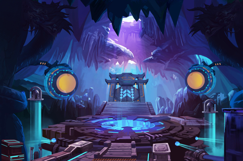 Cavern of Mystery