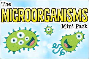 The Microorganisms Mini Pack