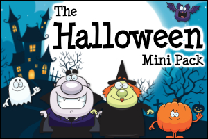 The Halloween Mini Pack